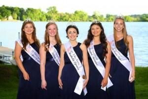 Miss Amery Court 2015-2016